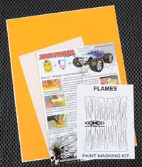 xxx main Flames Paint Mask
