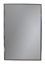 Medicine Cabinet - Recessed - 16in. x 26 in. - Three Adjustable Glass Shelves