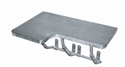 Bariatric / Security Shower Seat- L-Shaped, Right Hand