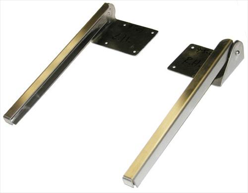 Adjustable tilt frame mirror brackets for Mirror brackets
