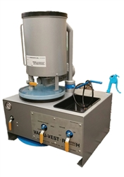 Vac-U-Vest 5-25 Vacuum Investment Mixer