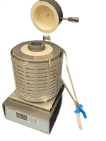 Automatic & Handheld Furnaces | 2kg Digital Furnace