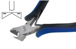 "Y2K Series Pliers & Cutters |4-1/2"" - Oblique Cutter Nose"