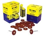 Moore's Waterproof Adalox Snap-On Discs