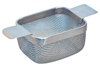 "Stainless Steel Basket for Ultrasonic Cleaner | FOR 3/4 GAL | 5-1/2"" x 5"" x 3-1/8"""