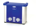 Elma Ultrasonic Cleaner | Model S-10H [0.25 GALLON]