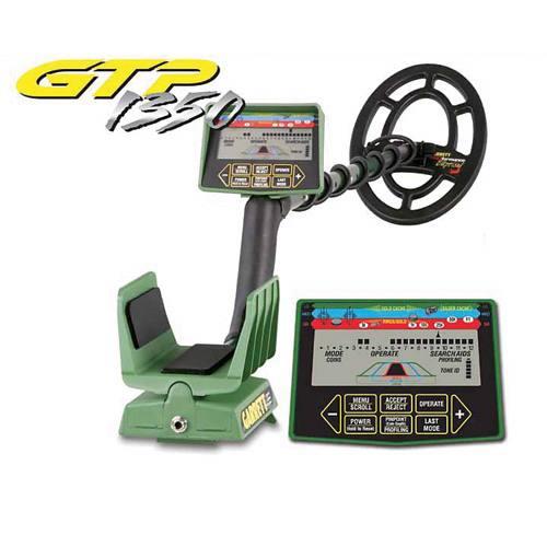 GARRETT GTP 1350 METAL DETECTOR