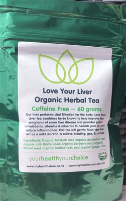 Love Your Liver Tea