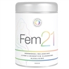 Nourishing the feminine, with a unique formula of 21 ingredients designed to support women's health holistically.