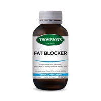 Thompson's Fat Blocker 120 Caps