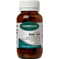 Thompson's Kelp