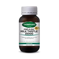 Thompson's Milk Thistle 60 Caps