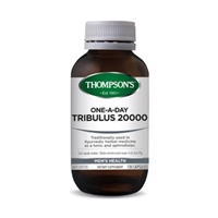 Thompson's Tribulus 120 Caps