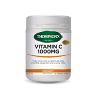 Thompson's Chewable Vitamin C 150 caps