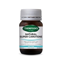 Thompson's Natural Super Carotene