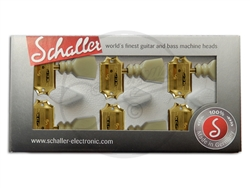 Schaller® G Series - Keystone DR - Set - Gold