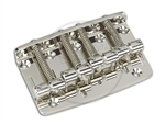 Gotoh 201B-4 Bass Bridge - Chrome