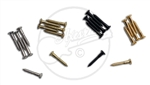 Recessed, 3/4 Thread Bridge Screws