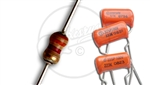 3 tone Cap and Resistor Kit