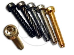 Humbucker Pole Screws - Hex Head