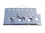 A Steel Tremolo Top Plate available in 56.4mm or 52.38mm spacing