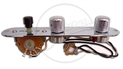 Alpha Control Assembly - Suitable for Fender® Telecaster®