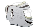 A Selection of Pickguards Suitable For Jazz Bass
