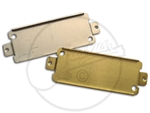 Mini Humbucker Base Plates for Firebird® in Nickel and Brass