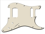 Pickguard - Suitable for Fat® Stratocasters® - no middle