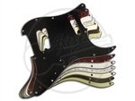Pickguard - Suitable for Fender® Stratocasters® - Juan Mod