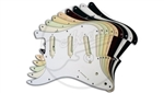 Pickguard - Suitable for 1963 - 2013 Fender® Stratocasters® - Left Handed