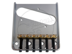 Axesrus Vintage Bridge w/ Six Brass Saddles - Suitable for Telecaster®