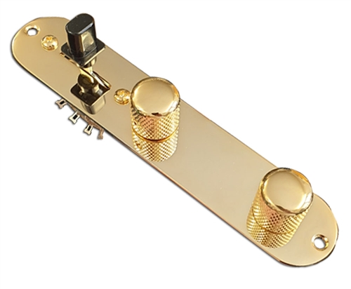 Control loom- For Telecaster - 4 way mod