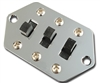 Control Assembly - Suitable for Fender® Jaguar® Guitar - Pickup Selector Circuit
