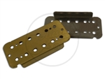 1 x Base Plate - For Surface Mounting Mini Humbuckers