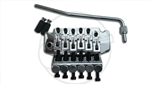 Left Hand (Licensed by) Floyd Rose Original Style Trem System - Winged