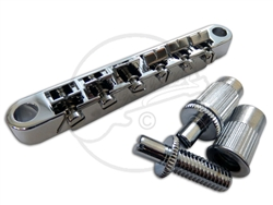 Axesrus ABR-1  Bridge - 6mm - Chrome