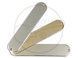 A Selection of Axesrus Blank Steel Control Plates for Fender® Telecaster®