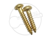 Brass Screws for Humbucker bobbins