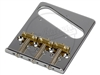 "Gotoh® BS-TC2 ""Flat Profile"" Bridge - Chrome"