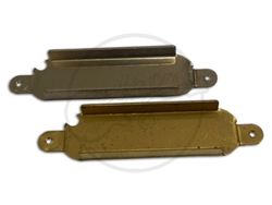 Base Plates suitable for Burns Trisonic available in brass and nickel.