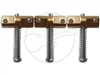 Compensated Brass Saddles - Suitable for Fender® Telecaster®