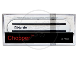 "DiMarzio ""The Chopper"" Single Coil Sized Humbucker"