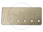 A Steel Base Plate for a Floating Mini Humbucker