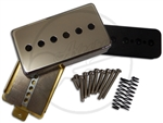 Humbucker Sized P90 Pickup Parts Kit