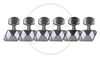 Axesrus Diamond Back Style Machine Heads - Left Hand