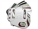Pickguards for a USA Fender Jaguar