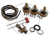 Wiring kit for the Fender Jazz Bass
