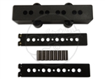 Pickup Parts Kit - Suitable for Fender Jazz Bass