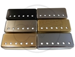 Mini Humbucker Cover - German Silver